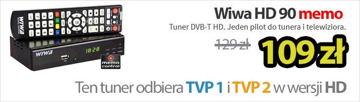 Brak TVP 1 TVP 2 - reklama