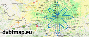 Mapa nadajników dvbtmap.eu