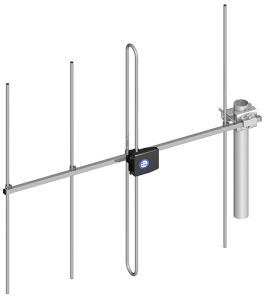 Antena VHF polaryzacja pionowa