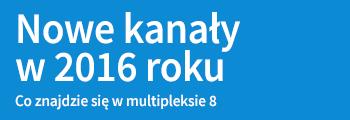 Nowe kanały DVB-T TV w 2016 roku