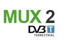 Kanały DVB-T multipleks 2