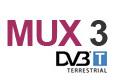 Kanały DVB-T multipleks 3