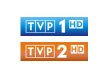 TVP 1 HD, TVP 2 HD