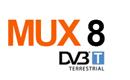 Kanały DVB-T multipleks 8
