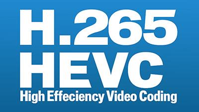 H.265 / HEVC