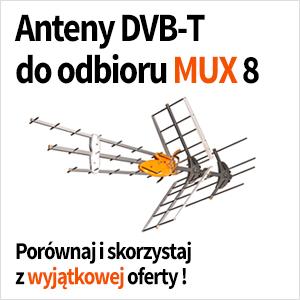 Antena MUX 8