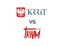 KRRiT vs. Trwam